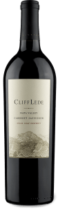 Cliff Lede Vineyards 2017 Cabernet Sauvignon is produced in Stags Leap District, Napa Valley.