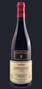 Bric Cenciurio 'Naunda' Barbera is named for the undulating hills on which its grown in Langhe.