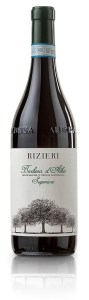 Rizieri Barbera DOC is produced in Tuscany.