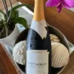 Nyetimber Blanc de Blanc 2013 English Sparkling wine.