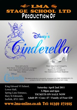 Disney's Cinderella 2011 / LMA Production