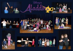 Aladdin Junior Musical