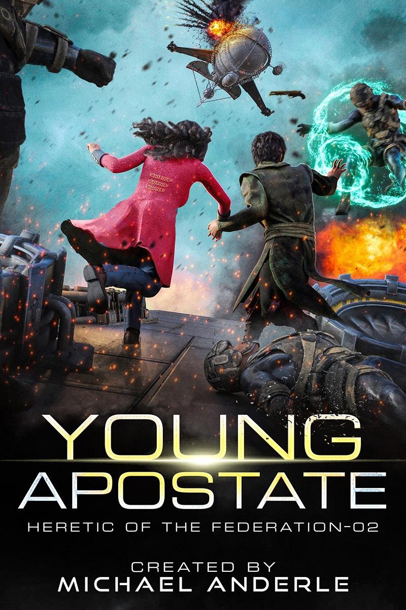 Young Apostate e-book cover