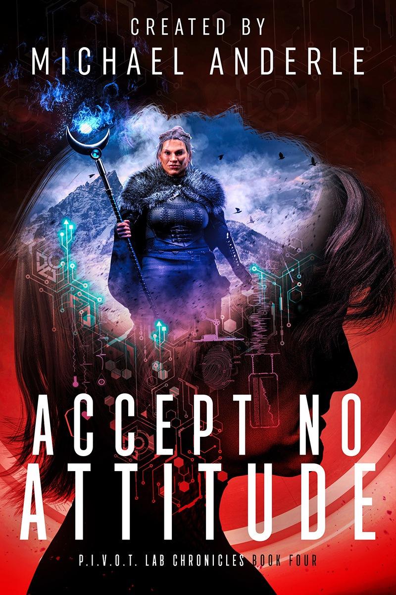 Accept no Attitude e-book cover