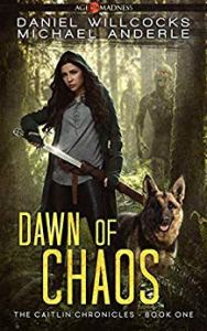 Dawn of Chaos cover
