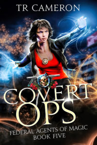 Covert Ops eBook cover