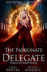 Passionate Delegate eBook Cover