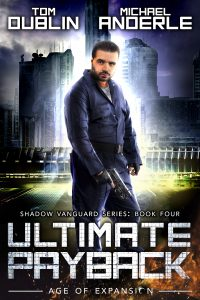 Ultimate Payback eBook Cover