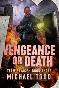 Vengeance or Death ebook cover
