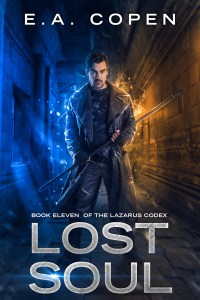Lost Soul eBook Cover