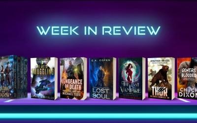 Week In Review – October 13-19, 2019