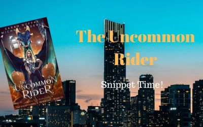 The Final Uncommon Rider Snippet!