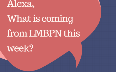 "BTF022: ""Alexa, What is Coming From LMBPN This Week?"""