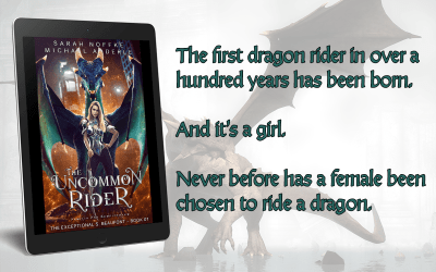 The Uncommon Rider Snippet #2 Is Here!