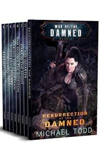 War of the damned ebook cover