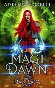 Magi Dawn ebook cover