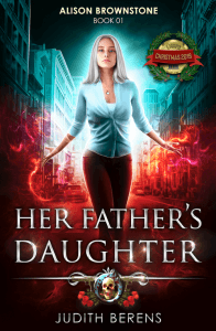 her father's daughter ebook cover