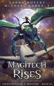 Magitech Rises ebook cover