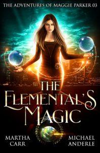 Elemental Magic ebook cover