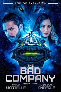 Bad Company ebook cover