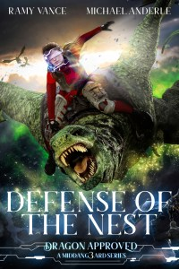 Defense of the Nest ebook cover