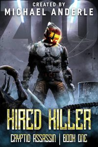 Hired Killer ebook cover
