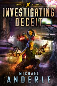 investigating Deceit ebook cover