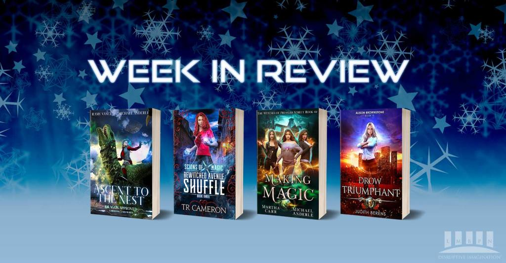 Week in review banner