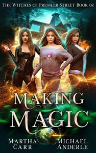 Making Magic ebook cover