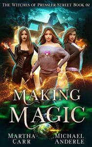 Making Magic ebook cover
