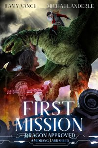 First Mission ebook cover
