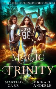 Magic Trinity ebook cover