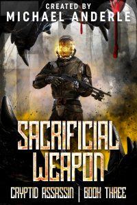 Sacrificial Weapon ebook cover
