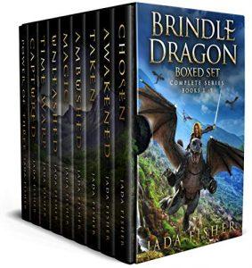Brindle Dragon Boxed Set Cover