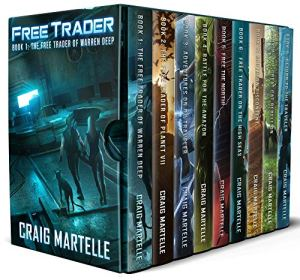 Free Trader omnibus ebook cover