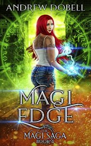 Magi Edge ebook cover