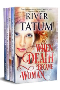 Death is a woman boxed set ebook cover