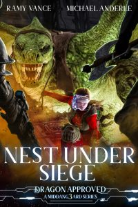 Nest Under Siege ebook cover