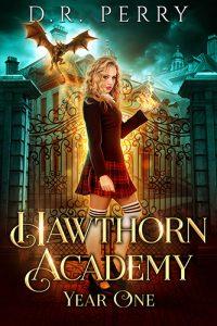 Hawthorn Academy ebook cover