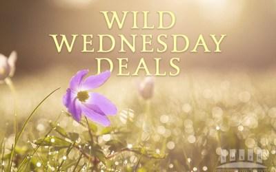 Wild Wednesday Deals March 25 2020