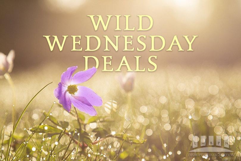 Wild Wednesday Spring Banner