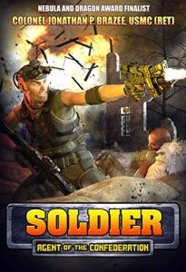 Soldier ebook cover