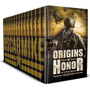 Origins of Honor ebook cover