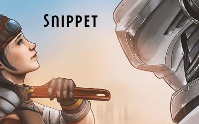 Bulletfoot Snippet #2!