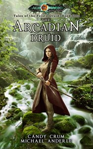 Arcadian Druid ebook cover
