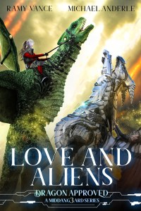 Love and Aliens ebook cover