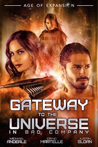 Gateway to the Universe ebook cover