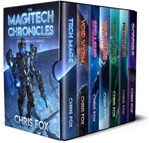 Magitech Chronicles ebook cover