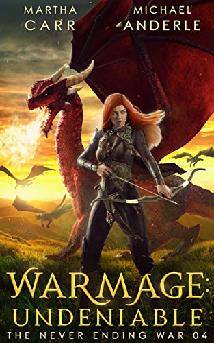 WArmage undeniable ebook cover