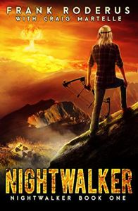 Nightwalker 1 e-book cover
